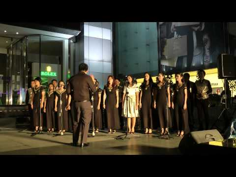 Performance by Celebration Of Praise from Bandung Indonesia on 22 Dec 2014(CCIS 2014)
