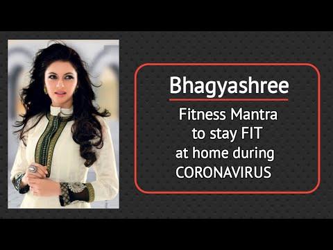 Fitness Mantra - Bhagyashree  ...Wellness TV