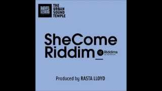 Mr Fox - Faltosa (She Come Riddim)
