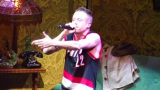 Macklemore - Otherside/Starting Over - LIVE