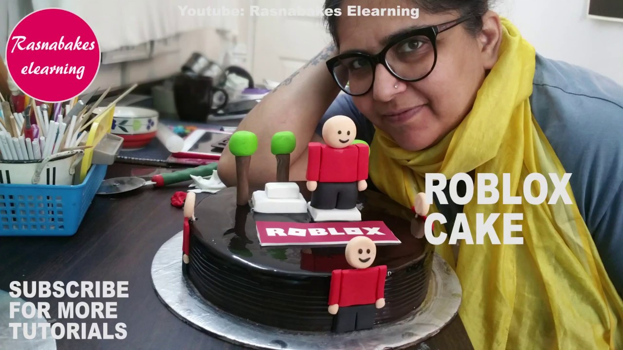 Birthday Cake Roblox Cake Images Roblox Name Generator Youtube Roblox Cake Decorating Tutorial Youtube