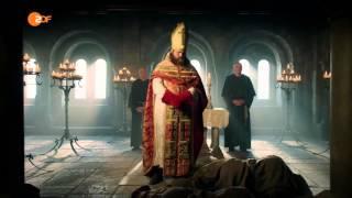 Die Päpstin trug Damenbart