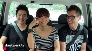 Wong Fu Productions Interview In The Backseat