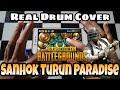Real Drum Sanhok Turun Paradise - Pubg For Life || Lagu Pubg Terbaru | Pubg Song