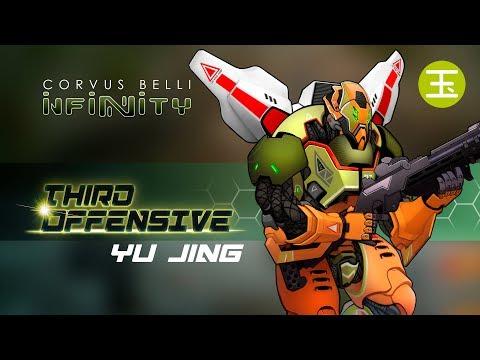 [3rd Offensive Week] Yu Jing