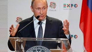 2015 NEW! ПУТИН совершает официальный визит в Италию! сегодня, Россия, новости, политика mp4