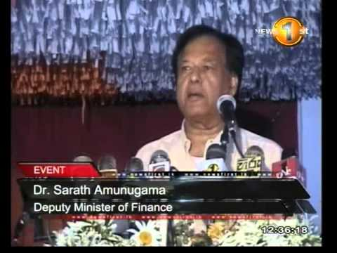 Deputy Finance Minister points out the reason for poverty in SL