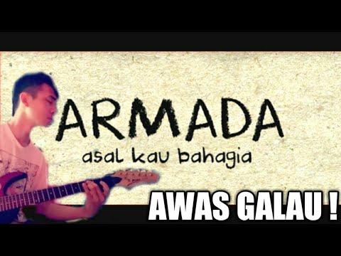 Guitar instrument askaba | Asal kau bahagia | @armada