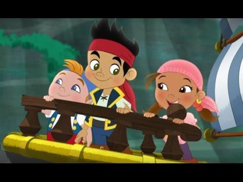 Смотреть онлайн мультфильм джейк и пираты нетландии все серии