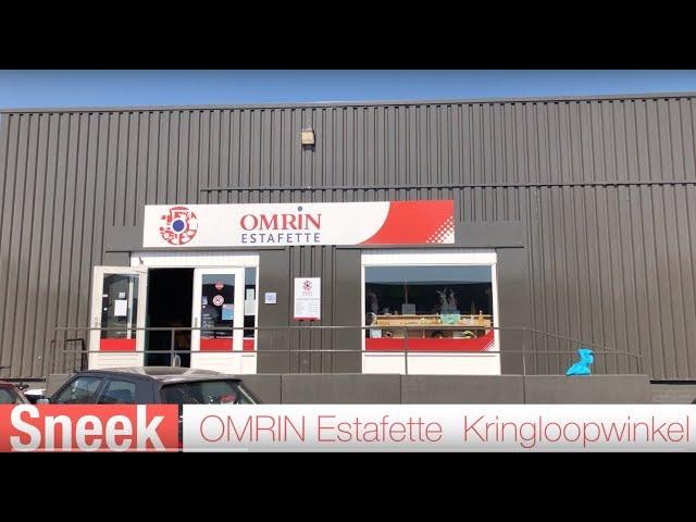 Omrin Estafette Kringloopwinkel Sneek