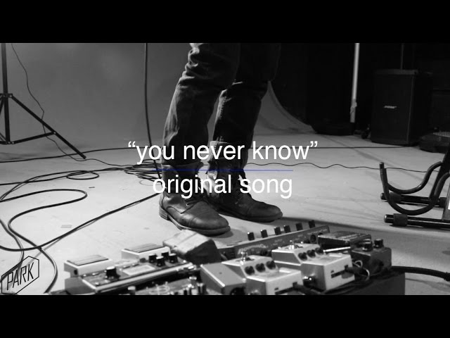You Never Know - Live at the Indie Film Factory