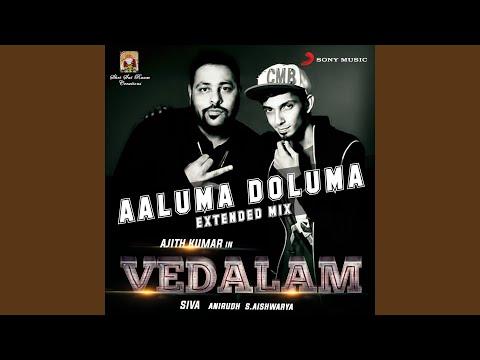 """Aaluma Doluma (Extended Mix) (From """"Vedalam"""")"""
