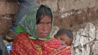 Nace la moda rarámuri en pequeño taller en Chihuahua