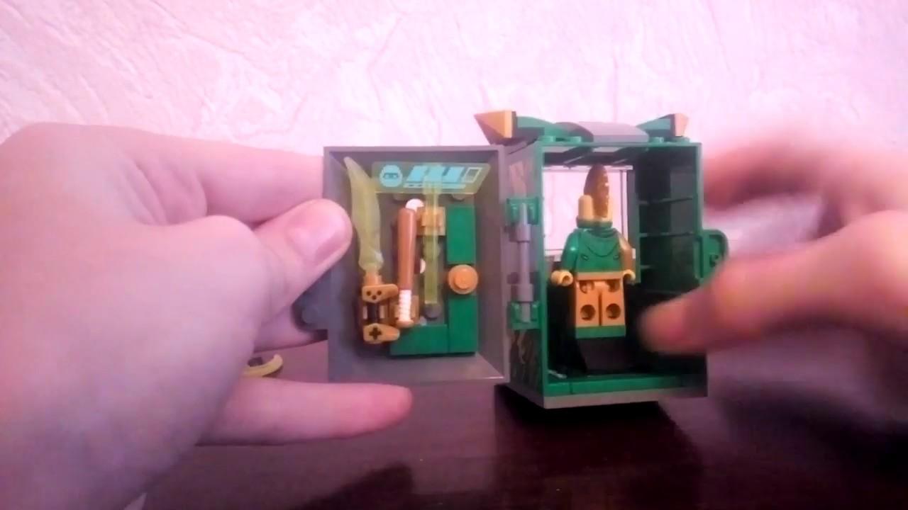 Лего Ниндзяго 12 сезон - YouTube