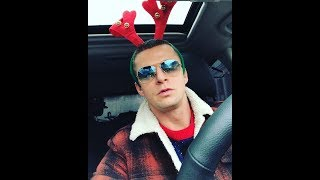 #новогоднийолень   Роман Курцын #Instagram