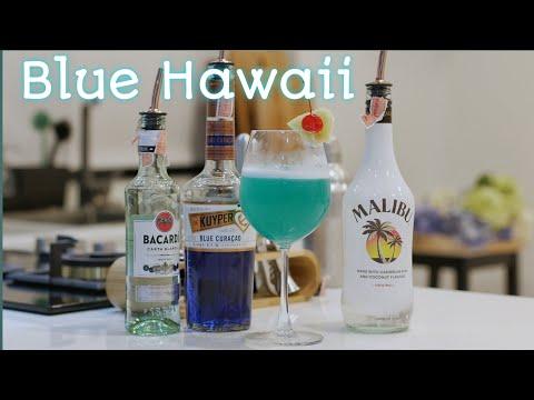 วิธีทำบลูฮาวาย Blue Hawaii สดชื่นผ่อนคลาย