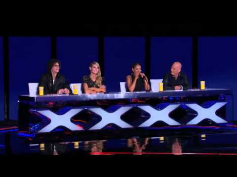 Wendy Liebman  Female Comedian Jokes About Her Marriage   America's Got Talent 2014