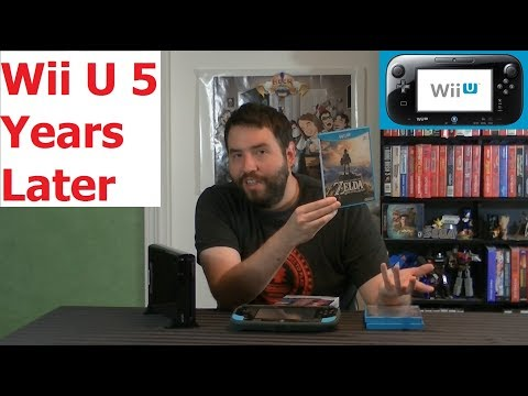 Wii U - 5 Years Later - Predictions & Concerns - Adam Koralik