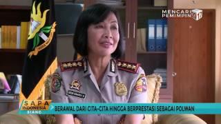 Kisah Kombes Dede, Kepala Sekolah Polwan Berprestasi
