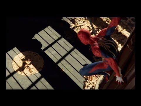 Marvel's Spider-Man_Choc financier 3e