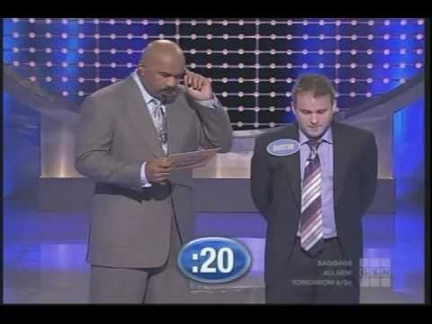 Whittern Family Fast Money from Family Feud on GSN (WFFM1) - Dustin & Randy