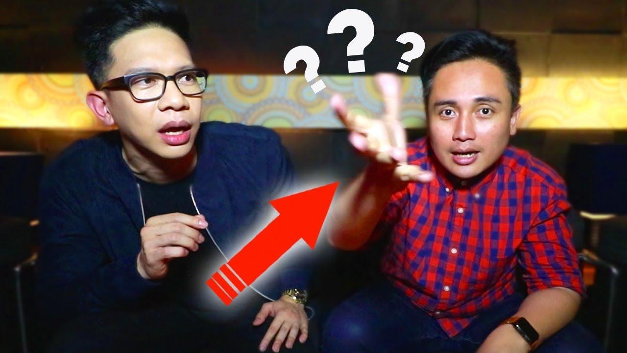 Cara Membuat Koin Menghilang Feat Denny Darko! Trik Sulap ...