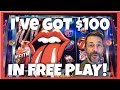 $100 in FREE PLAY ✧ 5 DIFFERENT SLOTS ✧ HOW MUCH $$ CAN I MAKE?