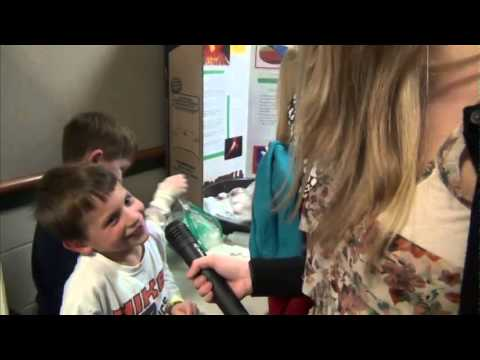 Ithan Elementary School's SCIENCE FAIR 2014
