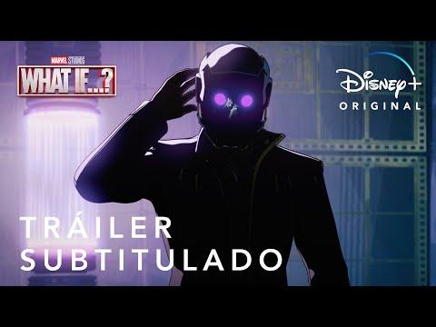 What If...? | Tráiler Oficial subtitulado | Disney+