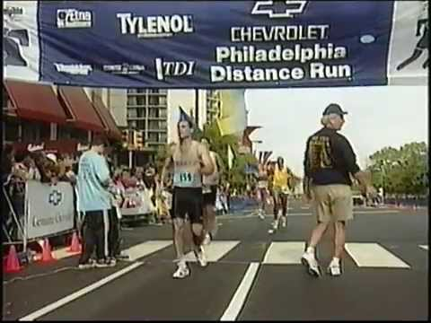 Khalid Khannouchi 1997 Philadelphia Distance Run