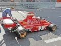 1974 Niki Lauda F1 @ Historic Monaco 2016