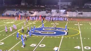 Southington High School Football vs Manchester CT thumbnail