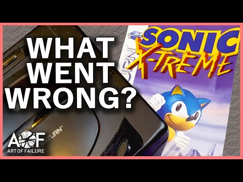 Sonic X-Treme's Death In Development | The Art Of Failure
