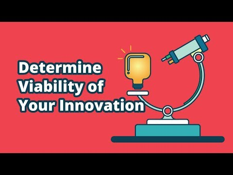 Innovation Cloud Enterprise Innovations - Determine Viability of Your Innovation