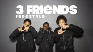 3 FRIENDS (LB, LA, LT) FREESTYLE VID