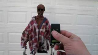 Video Corpse Walker Animated Lifesize Halloween Prop download MP3, 3GP, MP4, WEBM, AVI, FLV November 2017