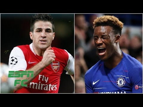Is Cesc Fabregas more Arsenal or Chelsea? What should Callum Hudson-Odoi do? | Extra Time