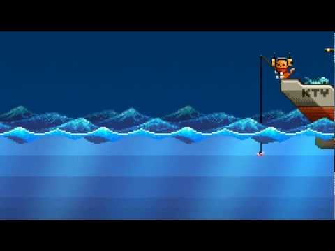 Aqua Kitty project - sea wave test - YouTube - ocean waves animations