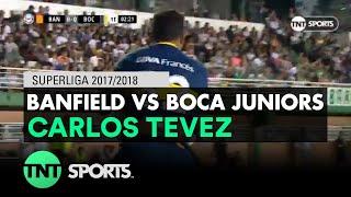 Video Gol Pertandingan Banfield  vs Boca Junior