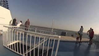 Крым | 4 день | Керченская переправа Порт Кавказ