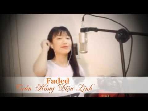 """Nữ sinh lớp 10 Thái Nguyên khoe giọng hát hay khi cover hit """"Faded"""""""