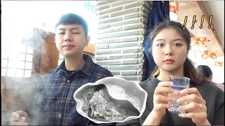 엉망진창 훠궈 먹방 | 홍탕파 vs 백탕파 |고기랑 두…
