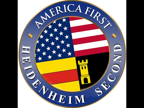 America First, Heidenheim Second. Or third. Fourth? Fifteenth???! (OFFICIAL) #EverySecondCounts