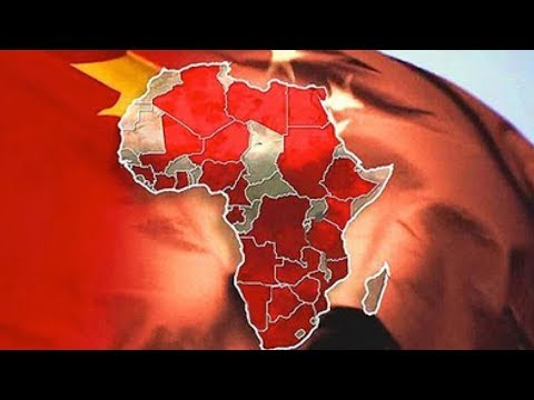 How is Africa positioned in China's global strategy?