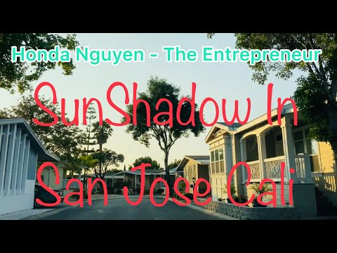 SunShadow Mobile Home Park In San Jose Cali Bay Area