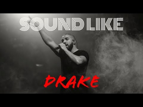 Sound Like Drake Even if You Can't Sing! 😱