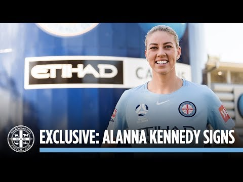 EXCLUSIVE: Alanna Kennedy's First City Interview
