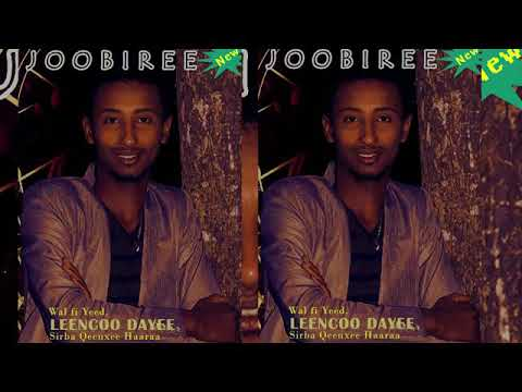 Joobiree New Afaan Oromo music  Leencoo Dayee