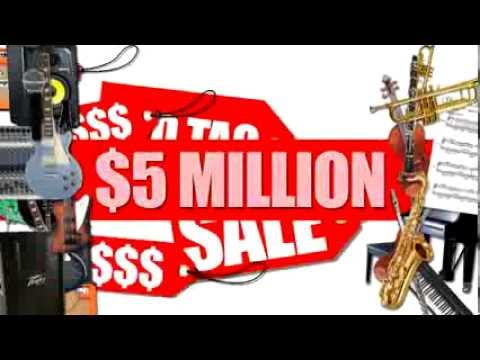 $5 MILLION Red Tag Sale!