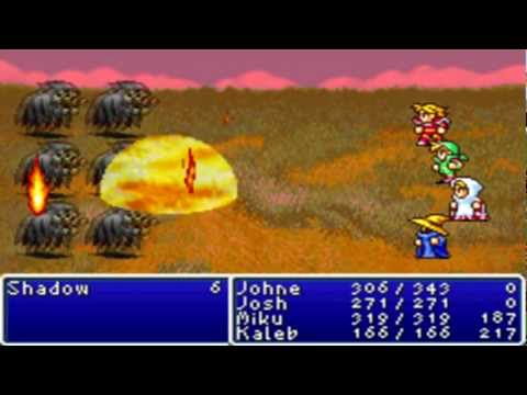 Final Fantasy Part 6: The Fiend of Earth